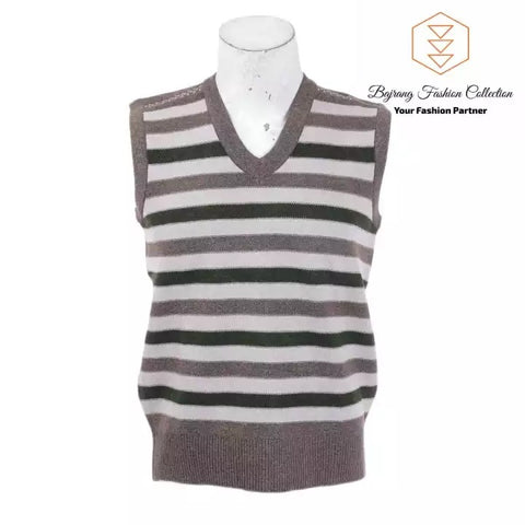 Men Sweater Winter&Spring Jumpers Cashmere Knitted Sweaters Vest Warm Half Sweater(Patren Vary) By Bajrang