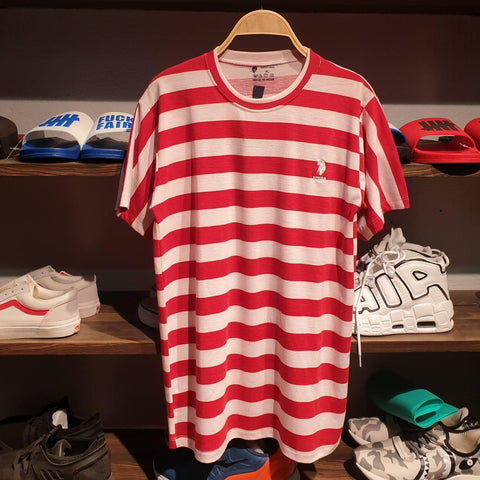 Multicolor Stripe T-Shirt For Men