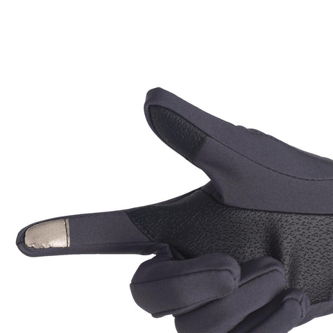 Gore-Tex Wind Stopper Touchscreen Gloves For Women - Grey