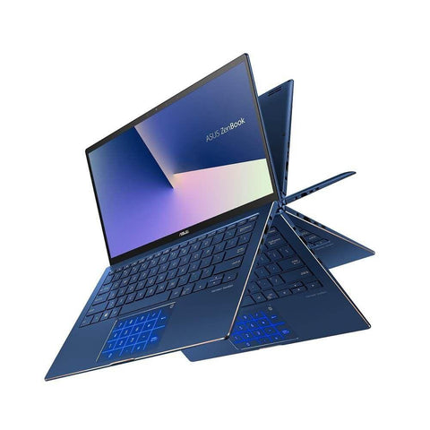 "Asus ZenBook Flip 13 UX363FA i5 10th Gen / 8GB RAM / 512GB SSD / Magic NumPad / Stylus / 13.3"" FHD 360-degree Touchscreen display"