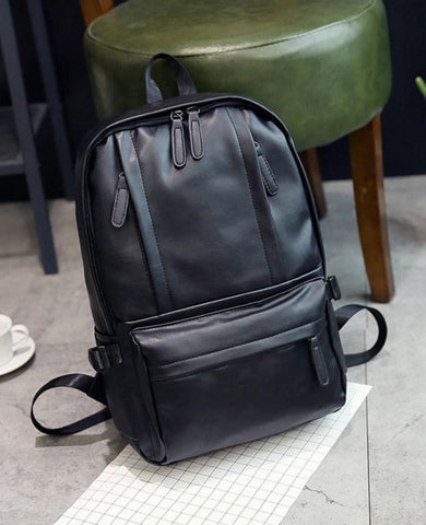 Black Casual Tone Laptop Bag-unisex (41001711)