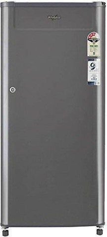 WHIRLPOOL SINGLE DOOR REFRIGERATOR 200 IMPC CLS 3S - 185 L GREY-NEP price in Nepal