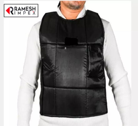 Black Solid Chest Guard For Bike Riding price in nepal
