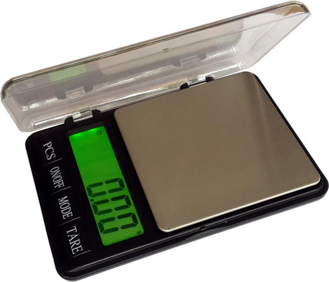 0.01g Mini Digital Weight Scale With Bucket, Pocket Scale, Medicine, Jewelry Measuring Weight Scale, / By ShopHill