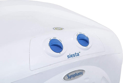 Symphony Siesta 45 With 45-Litre Tank Capacity Air Cooler - (White)