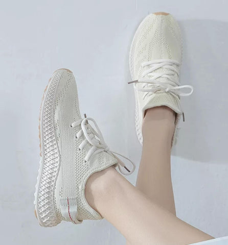 Luxurious Breathable Authentic Sneaker For Women ( 098 )