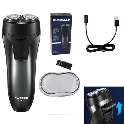 Smart Rechargeable Men's Dry & Wet Electric Shaver & Trimmer price in nepal
