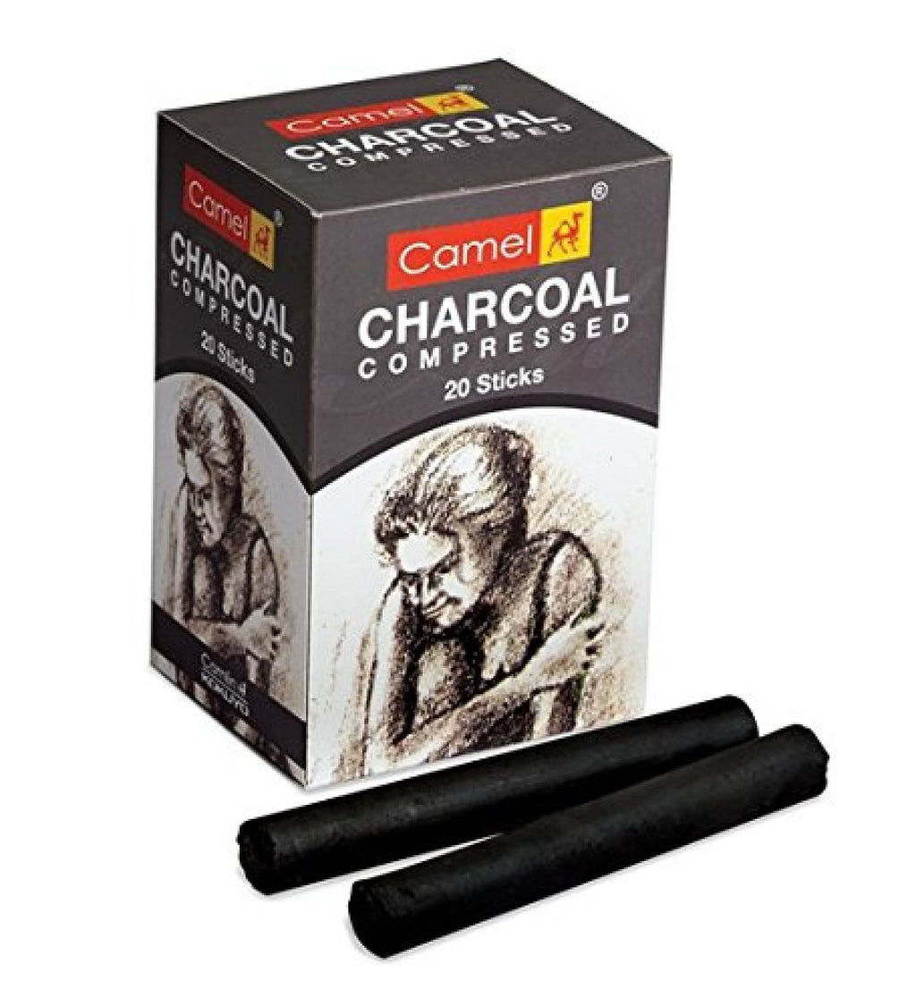 Camel Compressed Charcoal Sticks, Pack Of 4 price in Nepal