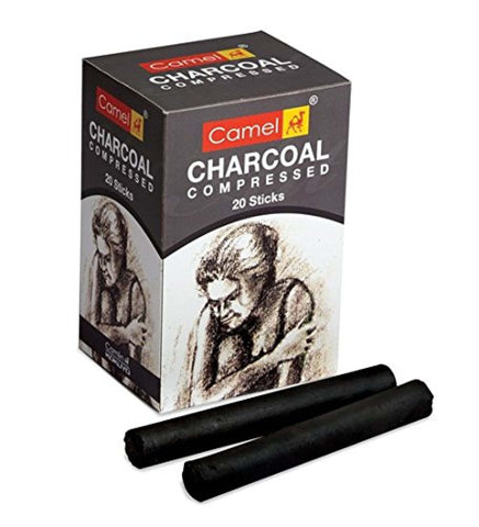 Camel Compressed Charcoal Sticks, Pack Of 20 price in Nepal