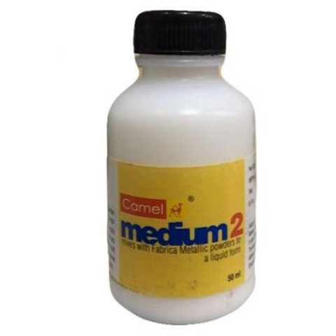 Camlin Fabric Paint Medium 2-50ML price in Nepal