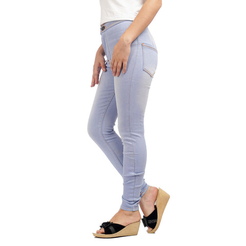 Women's High Waist Skinny Fit Denim Pants by Attire Nepal price in nepal