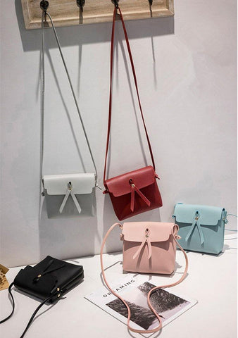 41001248 Korean Design Tassel Handbag Crossbody Bag Messenger Tote Purse Fashion