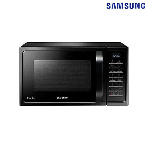 Samsung Mc28H5025Vc/Tl 28 Ltr Convection Microwave Oven – (Black)