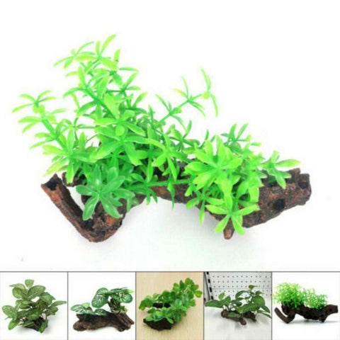 Fish Tank Artificial Fake Plants Grass Aquarium Aquatic Landscaping Ornament price in Nepal