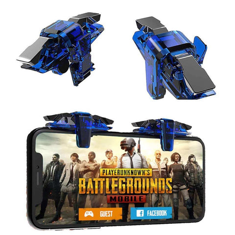 X7 Mobile Pubg Trigger-Pubg Controller Battle Royale Sensitive Shoot and Aim Survival L1R1 price in nepal