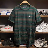 Stripe Lining Summer T-Shirt For Men