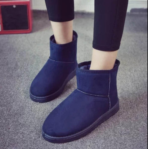 Women Winter Warm Snow Boots Fashionable Tassel Flat Platform Cotton Boots - ( UGG ) price in Nepal