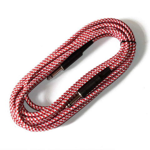 Pink Straight Jack Guitar Audio Cable - (6 Meter) price in Nepal
