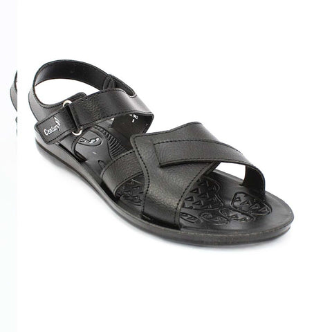 Black Velcro Strapped Sandals For Women (902) price in Nepal