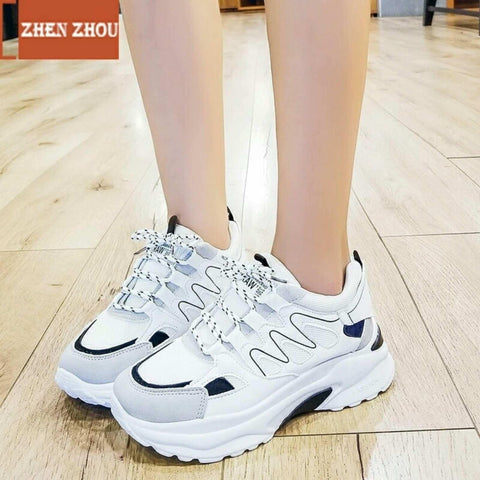 2020 Amazing Newborn Breathable Popular Platform Sneakers For Women's ( Pretty )