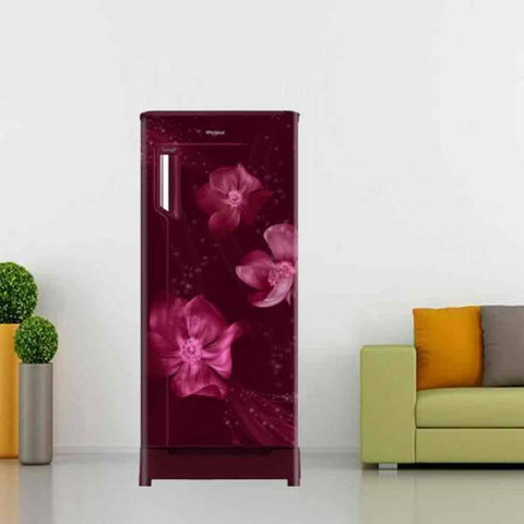 Whirlpool Direct Cool 205 IMPC PRM 3S Wine Magnolia (190 Ltr) 3 Star Single Door