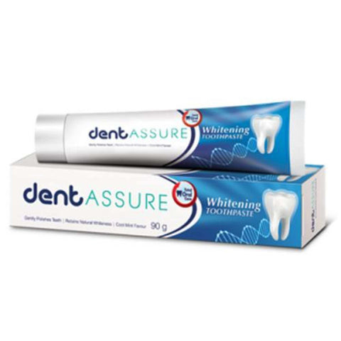 Dentassure Whitening Tooth Paste 90G