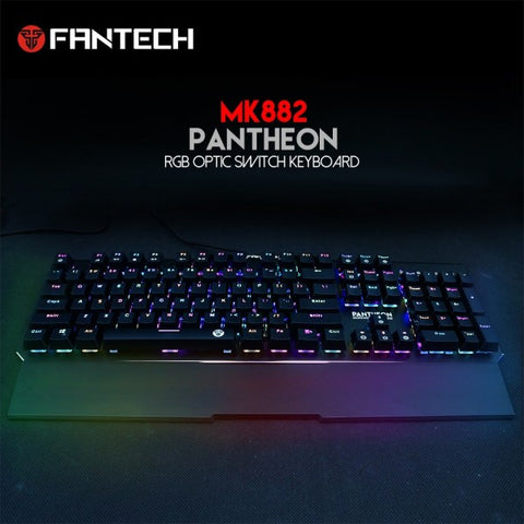 FANTECH PANTHEON MK882 MECHANICAL GAMING KEYBOARD