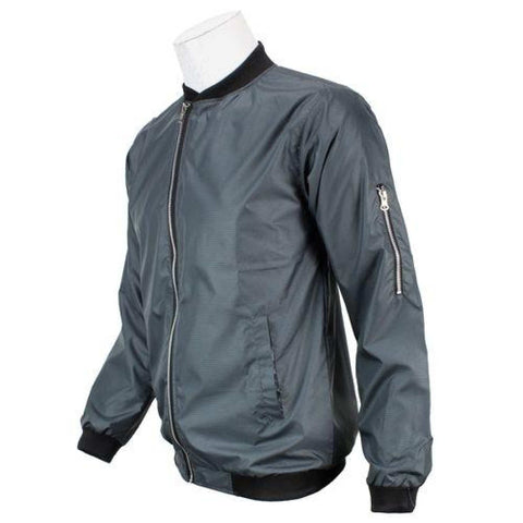 Grey Bomber Windcheater For Men price in nepal