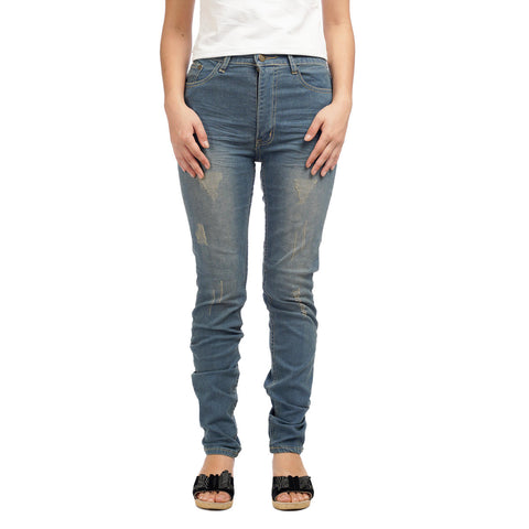 Women's High Waist Denim Pants by Attire Nepl price in nepal