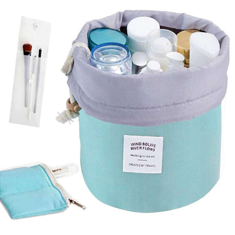 Travel Cosmetic Bag Travel Makeup Bag Organizer