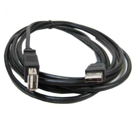 Black Usb 2.0 Extension Cable Type A Male To Type A Female