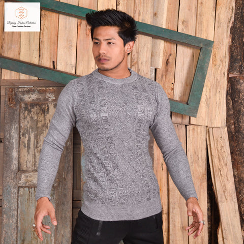 Merino Wool Clothing 2020 Autumn Winter Thick Warm Sweater For Men By Bajrang price in nepal