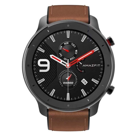AMAZFIT Huami Gtr Smartwatch Bt5.0 Large Screen 24Days Gps 47Mm Bracelet price in nepal