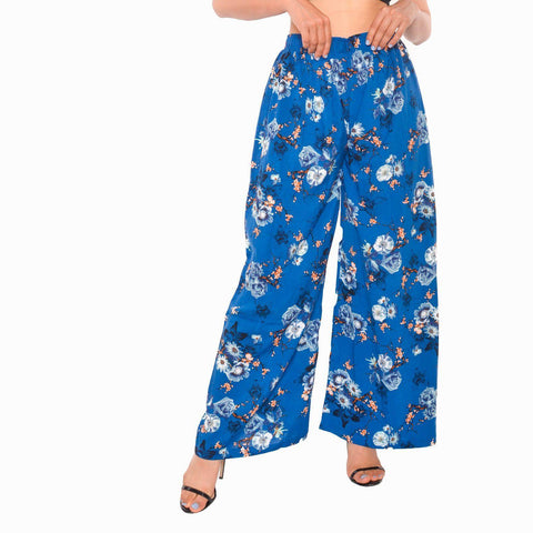 Floral Printed Stretchable Pant For Women( Random Colour/Print May Very) By Arushi price in nepal