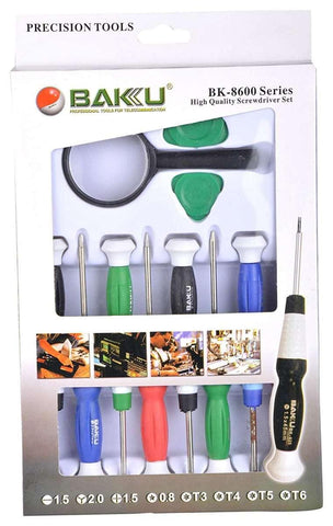 Baku BK-8600-A Series Quality Telecommunication Screwdriver Set price in Nepal