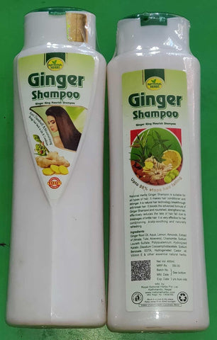National Herbs Ginger Shampoo Price in Nepal