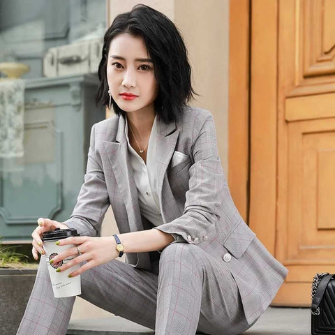 Women's Double Breasted Peaked Lapel Blazer by Attire Nepal price in Nepal