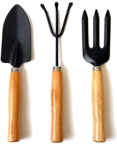 3pcs Garden Tool Designed Colorful Cute Shaped Outdoor Planting Tool Set price in Nepal