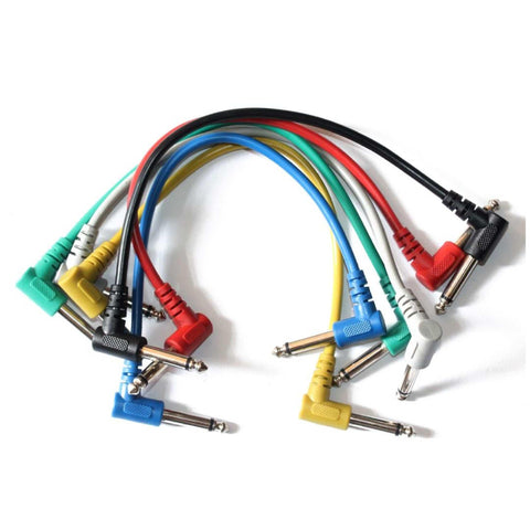 Patch Cable Guitar Wire Anti-Noise Audio Connection Cable (Single Cable)  price in Nepal