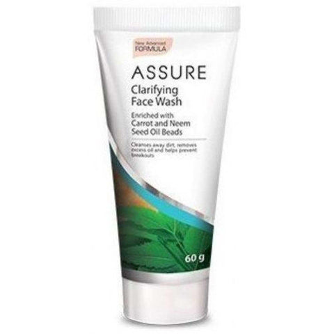 Assure Clarifying Face Wash 60G