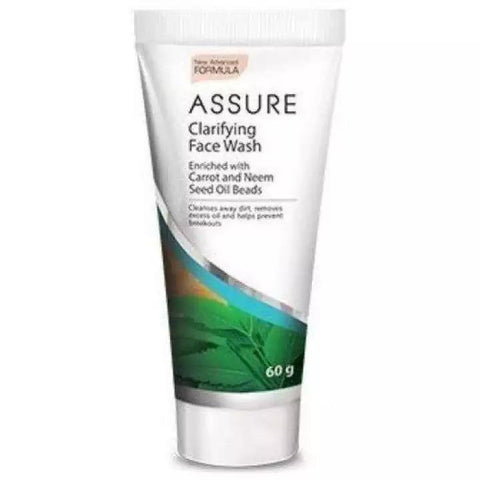 Assure Clarifying Face Wash 60G Price in Nepal