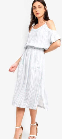 Off Shoulder Midi Dress price in nepal