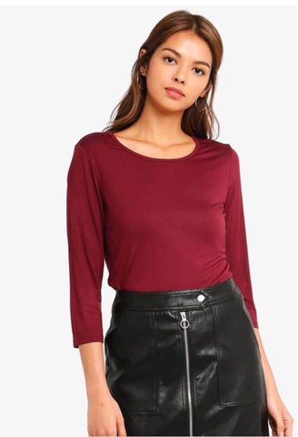 ONLY Long Sleeve Ribbed Tops price in nepal