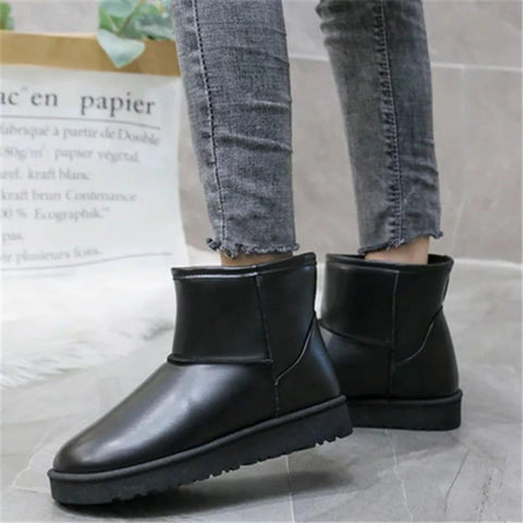 Women Winter Warm Snow Boots Fashionable Tassel Flat Platform Cotton Boots - ( UGG) Price In Nepal