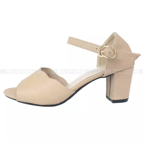 Pointed Block Heeled Summer Sandals price in nepal