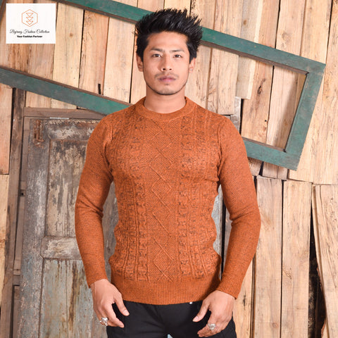 Merino Wool Clothing 2020 Autumn Winter Thick Warm Sweater For Men By Bajrang Bajrang  price in nepal