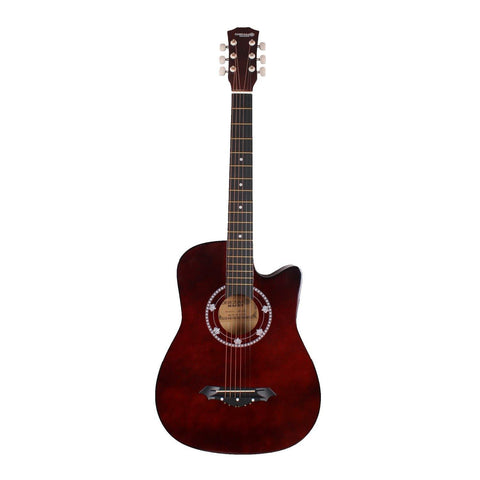 Dream Maker 38 Inch Acoustic Guitar With Bag