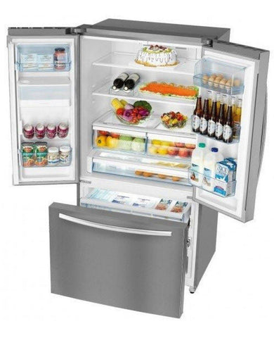 Hisense Double Door Refrigerator 700 ltrs RM-68WC4SA price in Nepal
