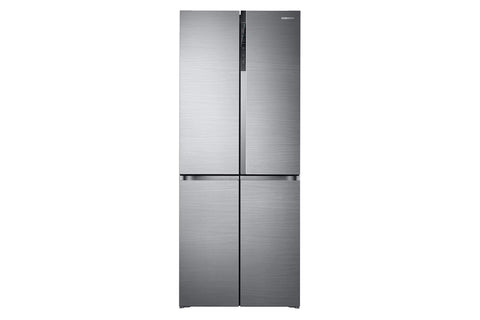 Samsung 594 L with Inverter Side-by-Side Refrigerator (RF50K5910SL/TL, Real Stainless) price in Nepal