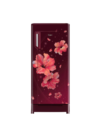 Whirlpool 245 L 4 Star ( 2019 ) Inverter Direct-Cool Single Door Refrigerator (260 IMPRO ROY 4S INV WINE HIBISCUS, Wine Hibiscus) price in Nepal